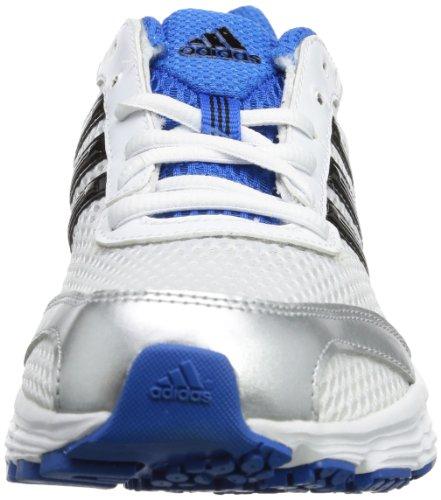 adidas Performance  Vanquish 6,  Scarpe da corsa uomo Multicolore (Mehrfarbig (Running White Ftw / Black 1 / Prime Blue S12))