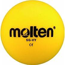 Molten SG-VY - Pelota blanda de voleibol (210 mm), color amarillo