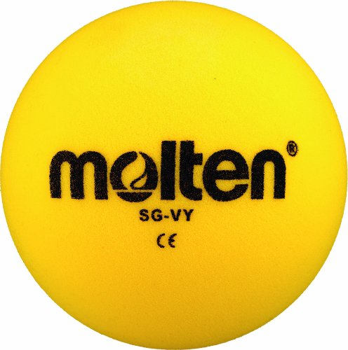 Molten Softball Volleyball SG-VY, Gelb, Ø 210 mm