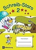 Schreib-Stars / 2. Schuljahr - Übungsheft: Mit Lösungen