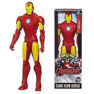 Avengers Hasbro B1667, Figura Titan Iron Man, 30 cm