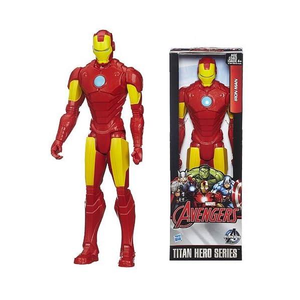 Avengers Hasbro B1667, Figura Titan Iron Man, 30 cm 2