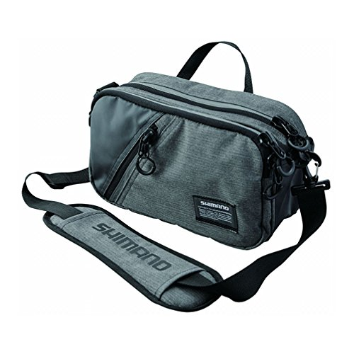 Shimano Shoulder Bag Black M Rapala