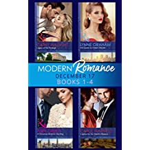 Modern Romance Collection: December 2017 Books 1 - 4: His Queen by Desert Decree / A Christmas Bride for the King / Captive for the Sheikh's Pleasure / ... Revenge (Mills & Boon e-Book Collections)
