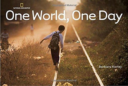 One World, One Day (Barbara Kerley Photo Inspirations) por Barbara Kerley