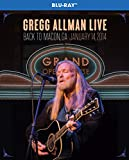 Gregg Allman Live: Back to Macon Ga [Blu-ray] [Import anglais]