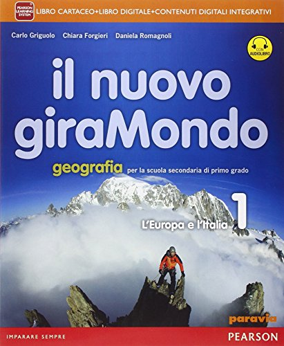 Nuovo giramondo. Con Italia delle regioni. Per la Scuola media. Con e-book. Con espansione online: 1