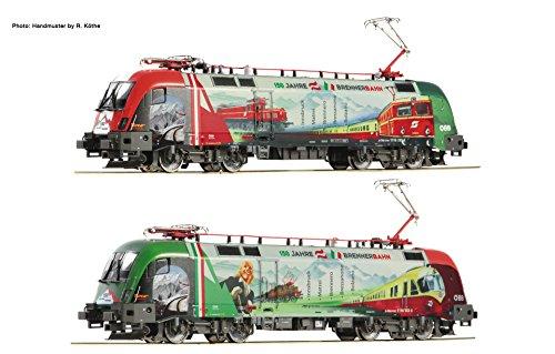 """Fleischmann 731189 Elektrolokomotive 1116 159-5 \""""Brennerbahn Jubiläum\"""" ÖBB"""