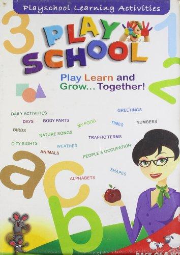 Eagle Play School - Vol. 1 to 4