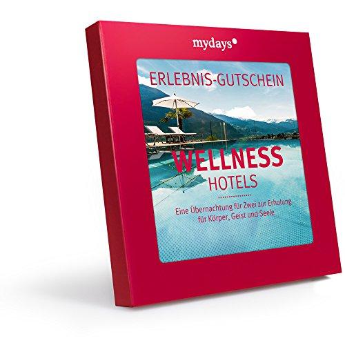 Hotelgutschein – mydays Magic Box: Wellnesshotels – 1 Übernachtung für 2 Personen inkl. Frühstück und Hotelleistungen