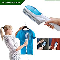 Gooseberry Handheld Garment Fabric Steamer for Clothes, Portable Powerful Steamer with Fast Heat-up Perfect for Home Travel