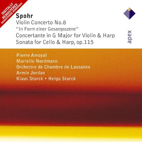 Spohr : Sonata for Cello & Harp in G major Op.115 : I Allegro