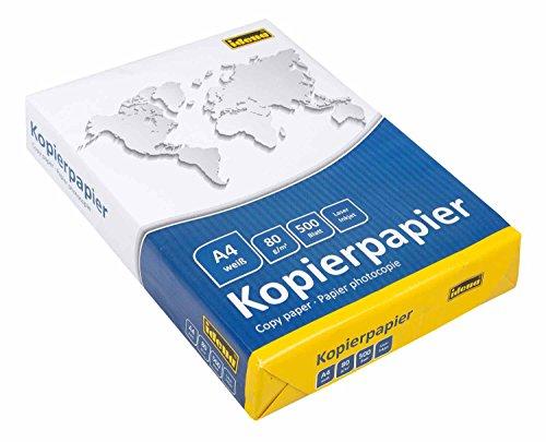 Idena 215006 - Kopierpapier DIN A4, 500 Blatt