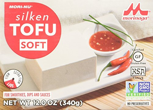 Mori-Nu Tofu Morbido - 340 gr