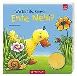 Wo bist du, kleine Ente Nelli?