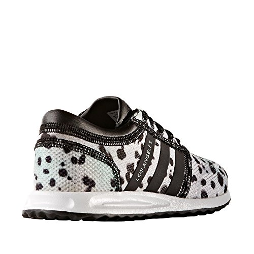 Adidas - Adidas Los Angeles C Scarpa Sportiva Bambina Bianco-Nero