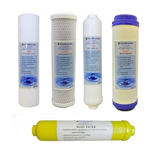 Ersatz Carbon Post Filter (finerfilters 6Stage Domestic Umkehrosmose, Ersatz Filter Pack)