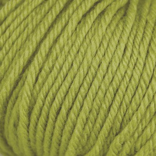 ROWAN Pure Wool Dk - Farbe: Avocado (00019) - 50 g / ca. 130 m Wolle (Wool Dk-garn Pure Rowan)