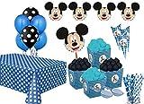 Irpot Set Sweet Table Caramellata Fai da Te Disney Topolino - Minnie Mouse Buffet (Topolino)