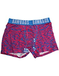 Bawbags Printed Fitted Mens Boxer Shorts