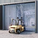 Medium Duty PVC striscia tenda Kits, 2000mm w x 2500mm h
