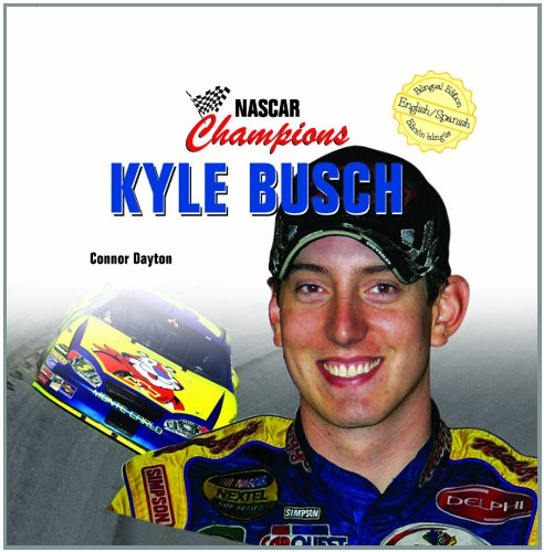 Kyle Busch (NASCAR Champions/Campeones de NASCAR)