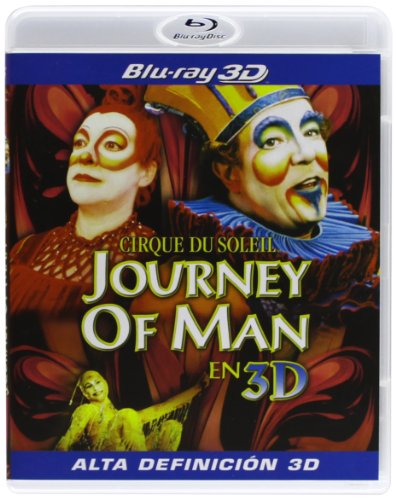 Cirque Du Soleil: Journey Of Man - 3d(Bd) (Blu-Ray) (Import) (2011) Keith Me