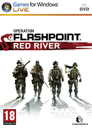 Namco Bandai Games Operation Flashpoint: Red River