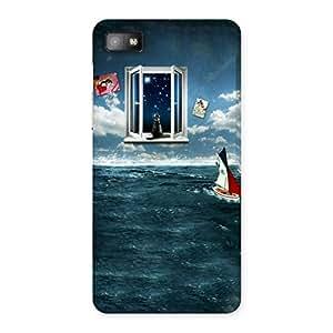 Delighted Water Wonder Back Case Cover for Blackberry Z10