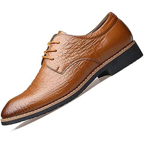 il vento dell'Inghilterra scarpe/Scarpe a punta/ d'affari/Abito scarpe/scarpe