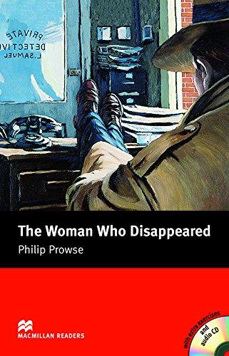 MR (I) Woman Who Disappeared Pk: Intermediate (Macmillan Readers 2005)