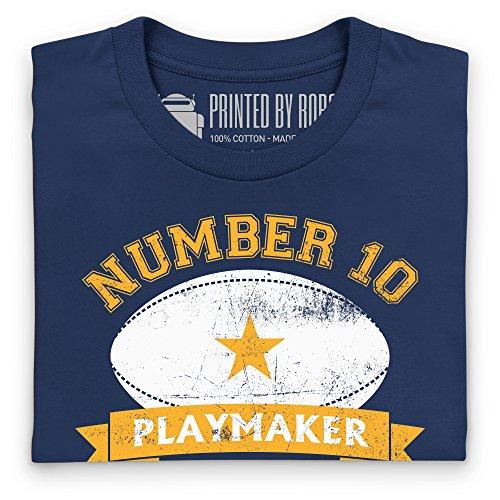 Playmaker T-Shirt, Herren Dunkelblau