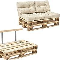Amazon.fr : coussin palette - Canapés / Mobilier de jardin : Jardin