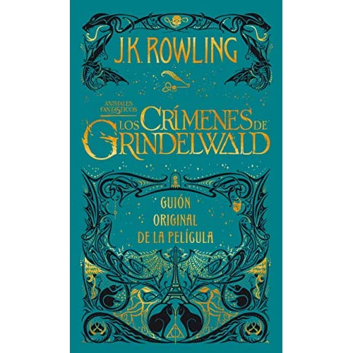 Los crimenes de Grindelwald: Animales fantásticos 2 (Harry Potter) 12