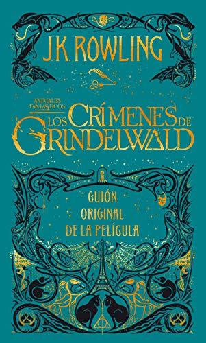 Los crimenes de Grindelwald (Juvenil) por J.K Rowling