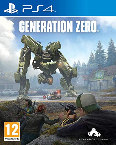 Generation Zero - PS4 (PS4) Best Price and Cheapest