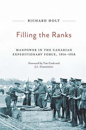 Filling the ranks manpower in the canadian expeditionary force filling the ranks manpower in the canadian expeditionary force 1914 1918 carleton fandeluxe Epub