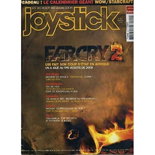 JOYSTICK - N° 202 - JANVIER 2008 - N°1 DES JEUX ET DES LOISIRS SUR PC