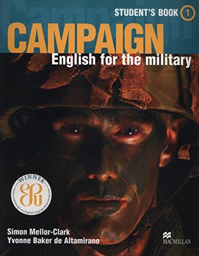 CAMPAIGN 1 Sb: Student's Book