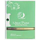 Pleasingcare Natural Green Tea Oil-Absorbing Face Oil Blotting Paper Tissues (100 Counts)