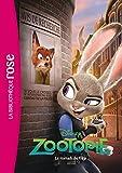 Bibliothèque Disney - Zootopie - le roman du film - Format Kindle - 9782017005261 - 3,99 €