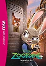 Zootopie - Le roman du film de Walt Disney
