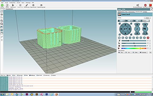 fischertechnik – Fischertechnik 536624 3D Drucker - 11