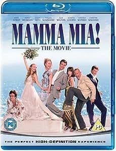 Mamma Mia! [Blu-ray] [Import anglais]