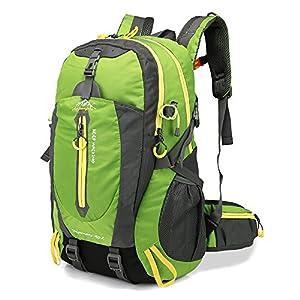 51BVy%2BcqYWL. SS300  - Lixada 40L Resistente al Agua Mochila, Portátil Mochila Trekking, Laptop Daypack, Durable Impermeable, para Escalada…