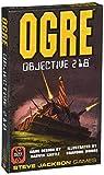 Ogre Objective 218 Board Game
