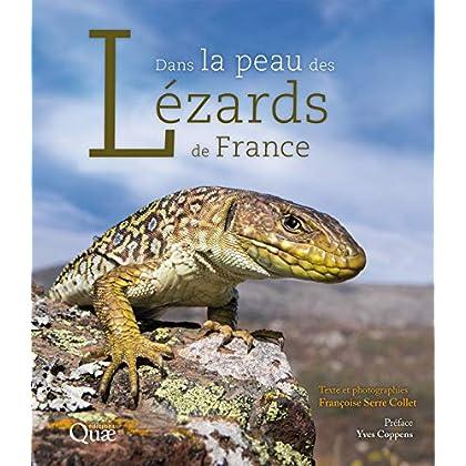 Dans la peau des lézards de France (Beaux livres)