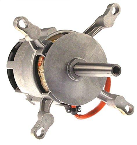 Lüftermotor 230V 0,13/0,55kW 700/1400U/min 50Hz 1 -phasig