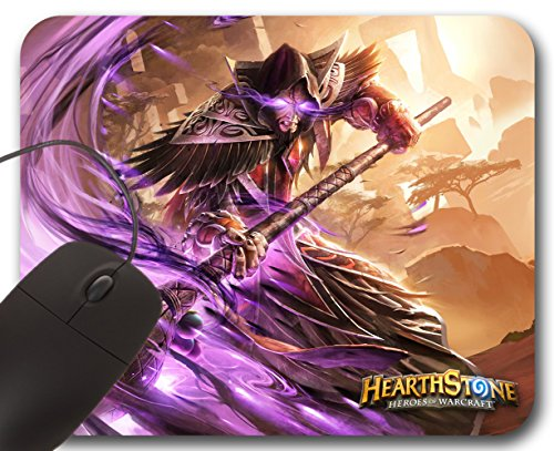 Mousepad Hearthstone Medivh - Tappetino per Mouse HS