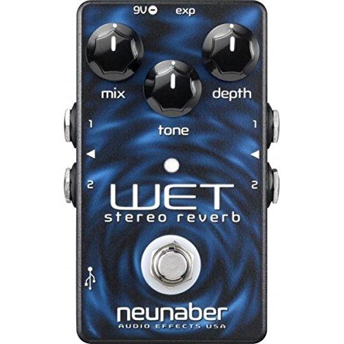 Neunaber Wet Mono Reverb V4 · Effektgerät E-Gitarre